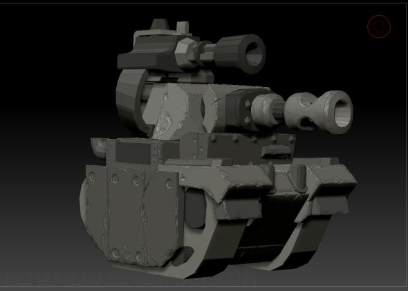 TankSculp